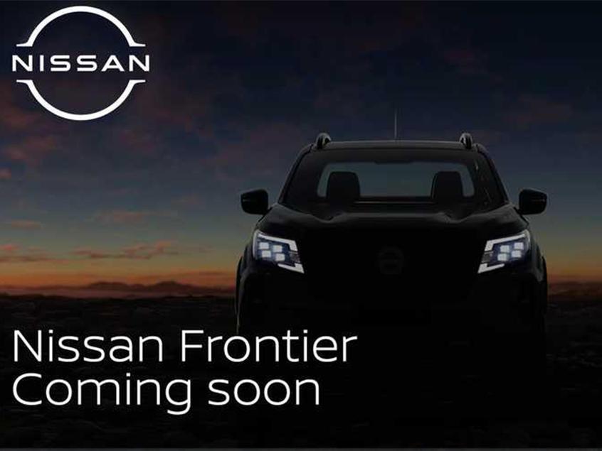 新款日产Frontier预告图 11月28日首发