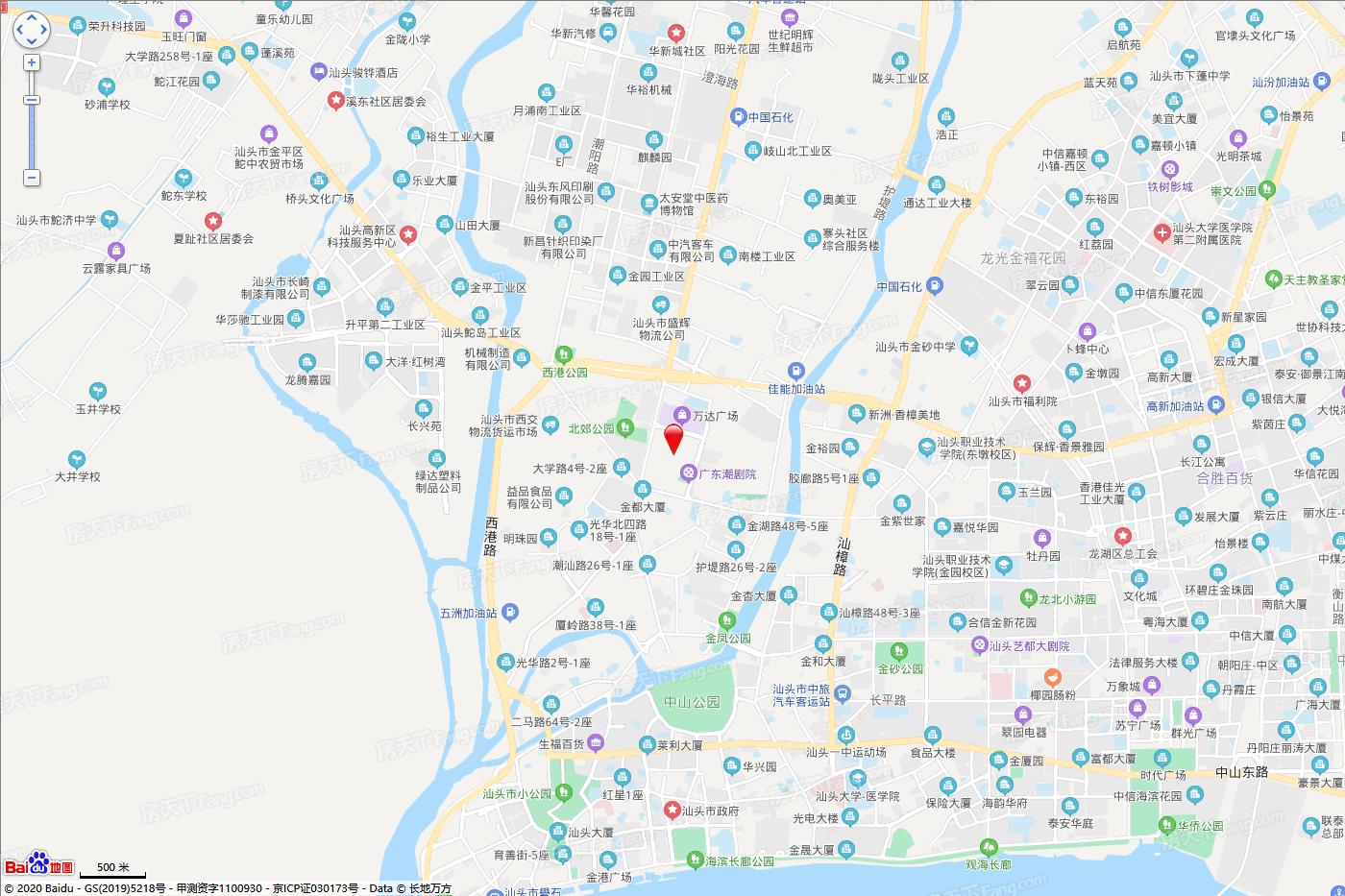 敏捷潮汕路项目怎么样 敏捷潮汕路项目二手房出售