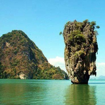 【东盟风情】泰国美到纯净的自然国家公园