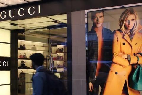 GUCCI 成为开云集团本季度唯一下跌的奢侈品牌
