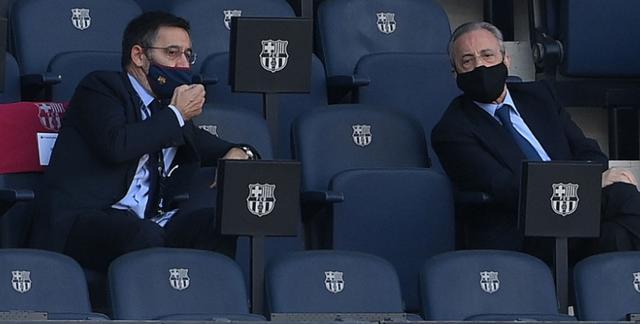 Laliga主席谈欧洲超级联赛:巴托梅乌被佛罗伦蒂诺指使了