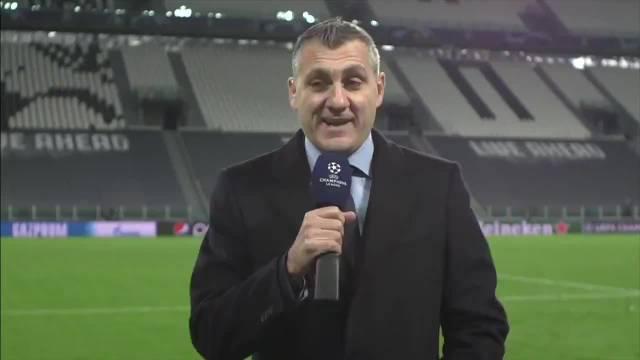 维耶里(意大利足坛名宿,前知名前锋) 巴萨客场2-0尤文赛后点评