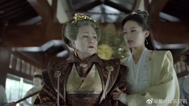 张若昀 | 李沁 太后突然回寝宫!