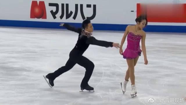 花样滑冰世锦赛,隋文静韩聪让全体起立鼓掌……