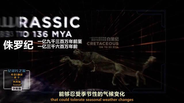 自制剪辑:犹他盗龙在白垩纪时期是怎样的存在?