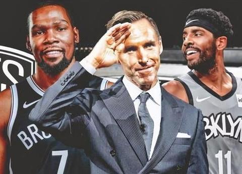 "NBA版的""兵马未到,粮草先行"":篮网新任主教练纳什盛赞欧文"