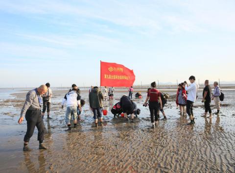 连江牛头山:滨海赶渔 体验牧野渔耕之乐