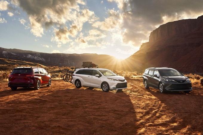 丰田全新塞纳下月开售!搭2.5L混动+四驱,比埃尔法更时尚