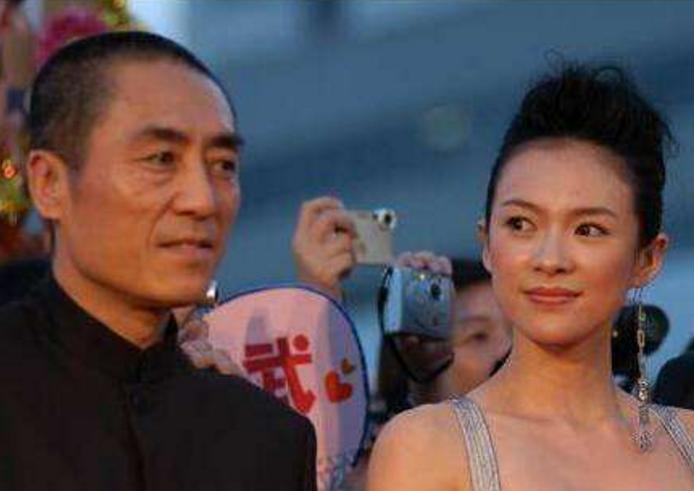 2004年陈婷去酒店查岗,发现章子怡在张艺谋房间,上去就扇他耳光