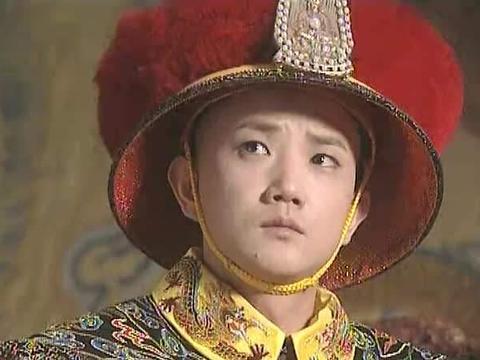 康熙王朝少年时期的小玄烨饰演者,真已经55岁了?这长相真年轻
