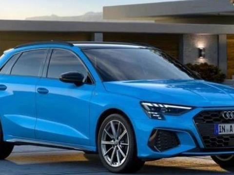 奥迪新款A3 Sportback插混版将于明年登陆海外市场