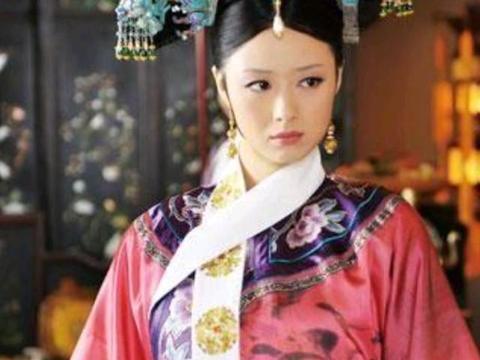 《甄嬛传》:真实的华妃比电视剧里更嚣张