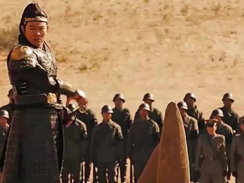 秦始皇苏醒来到现代,并唤醒百万兵马俑统治世界,鸡皮疙瘩掉一地