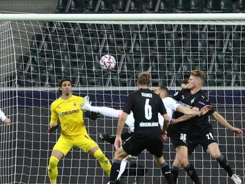 欧冠卡塞米罗补时读秒进球皇马2-2门兴西甲豪门两轮不胜