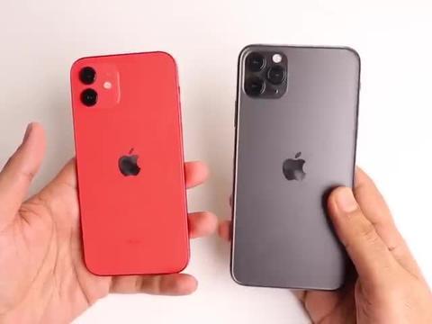 苹果A14有多强?iPhone12与iPhone11性能对比评测