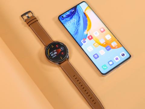 大厂的第一款智能手表居然如此好用!高颜值多功能都齐活了