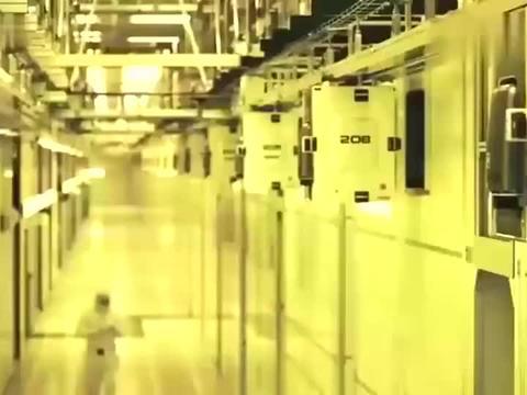 太先进了,荷兰ASML的EVU芯片光刻机工作流程,国产的要加油了