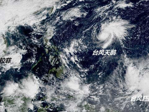 20号台风艾莎尼即将生成,要登陆广东?超级计算机:变数还很大