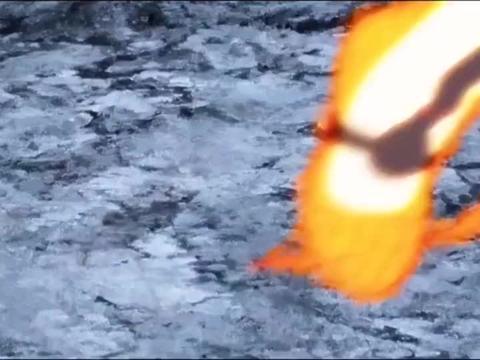 火影:鸣人救雏田追到了月球