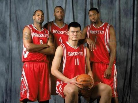 """NBA火箭队史""""六大合同"""",姚明入围,麦迪落选,第一遥遥领先!"""
