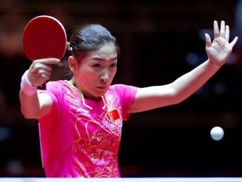 她是中国女乒第一人气王!希望她伤势早日痊愈,奥运女单夺金