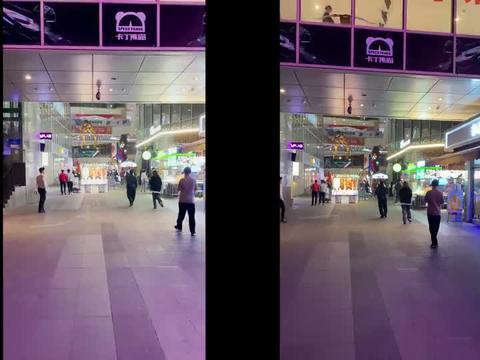 iPhone 12 Pro和11夜景拍照对比评测,独占夜景人像模式表现出色