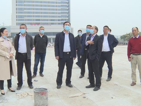 阳新新闻:明进华要求县医疗卫生系统全力打好今冬疫情防控战
