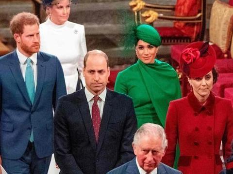 """王室专家:哈里是王室""""备胎"""",从小被区别对待,最终被推向边缘"""
