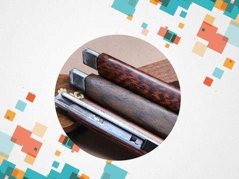 皮革手工制作需要哪些用具?手工艺皮具制作基础小知识!