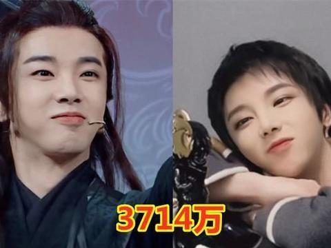 """""""王牌对王牌""""常驻粉丝,华晨宇3714万最多,刚加入的他很厉害!"""