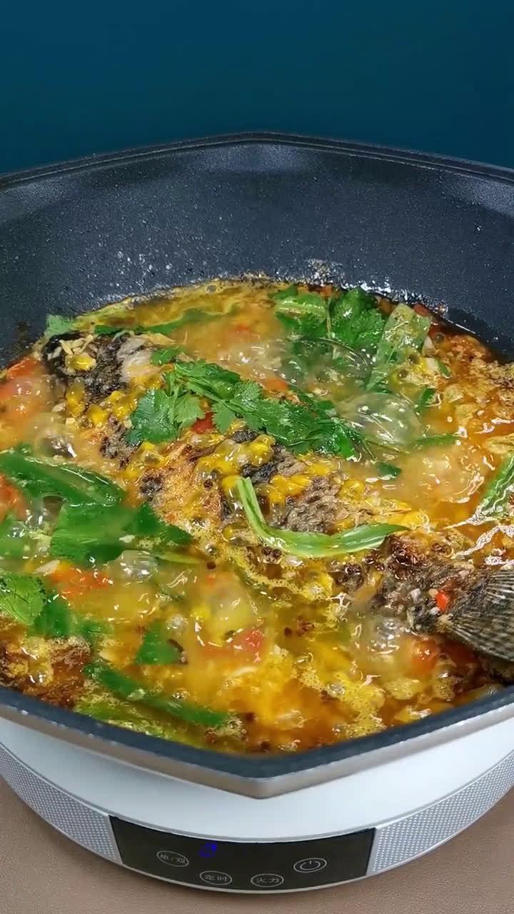 百香果炖鱼肉,味道好足,下饭神器