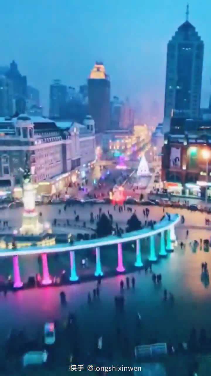 哈尔滨这座让我魂牵梦绕的城市,是我的故乡……