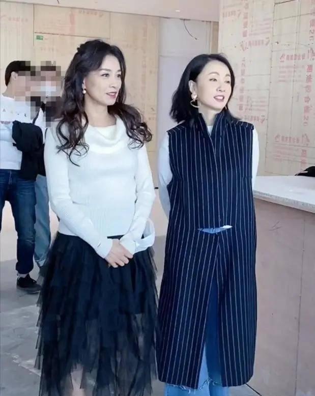 张庭送17亿豪宅给陶虹,明道:姐妹情分并不嫉妒