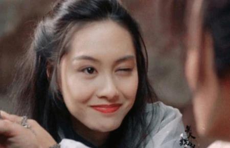 朱茵的鼻,周海媚的嘴,王祖贤的眼,组合在一起:简直惊为天人