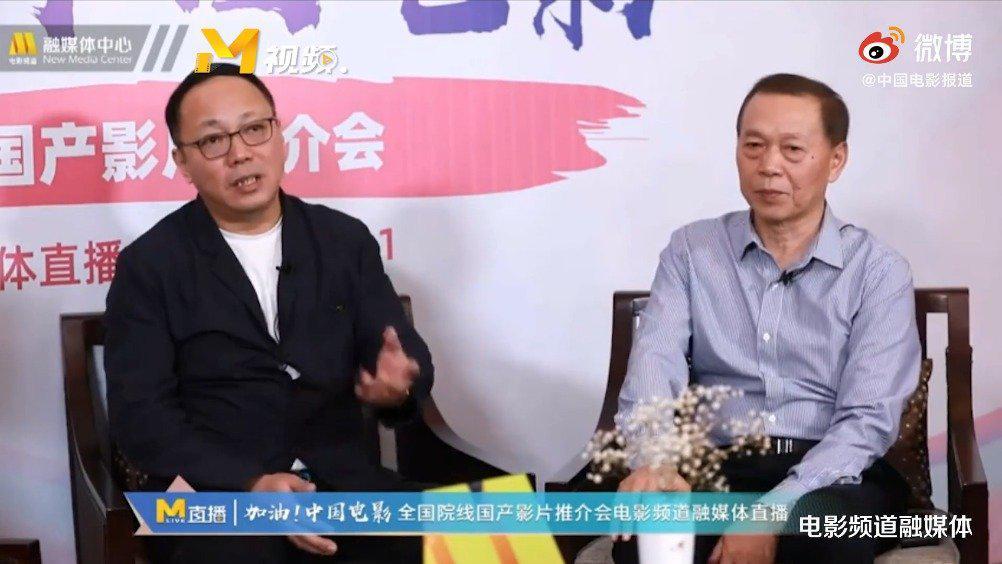 中影股份总经理傅若清表示电影《流浪地球》加长版已基本完成……