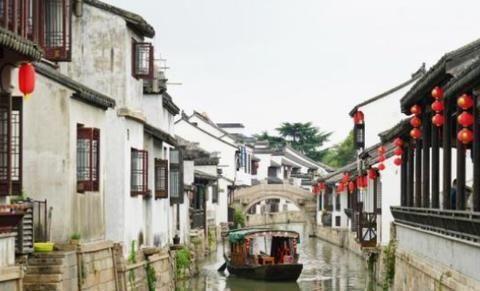 """苏州""""最小众""""的古镇,与周庄同里齐名,却因名字难读而鲜为人知"""