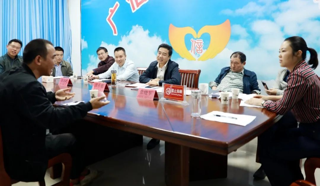 熊孙魁在包案约访时强调:维护老百姓利益 一点儿都不能让受损