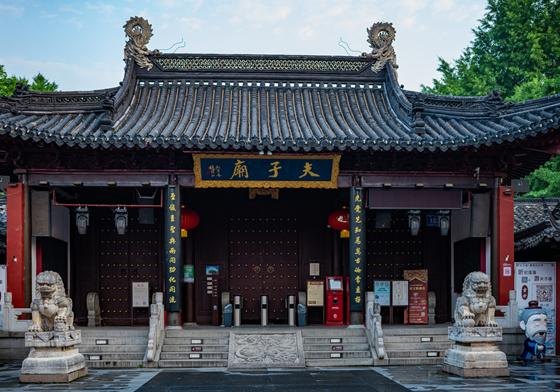 驴迹科技(1745.HK)携手南京夫子庙,电子导览展现千年学府风范