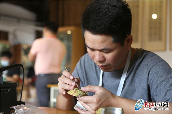 31位选手同台竞技 首届晋江市工艺美术大师评选活动开幕