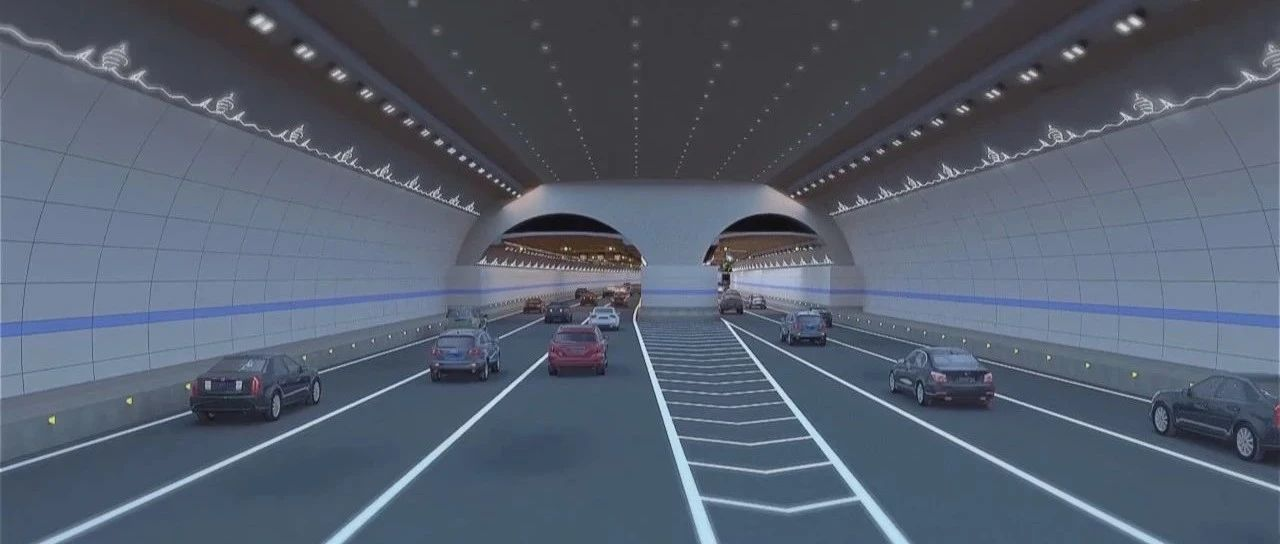 胶州湾第二隧道今天开工,创多项世界之最