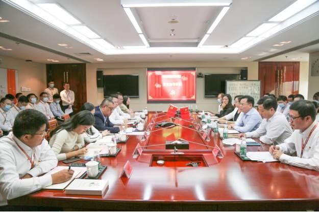 佳兆业集团党委正式成立