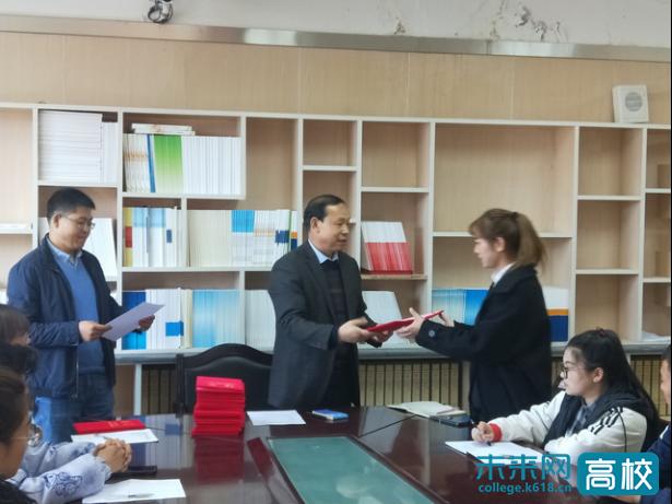 甘肃民族师范学院召开秋学期学生教学监督委员工作会议