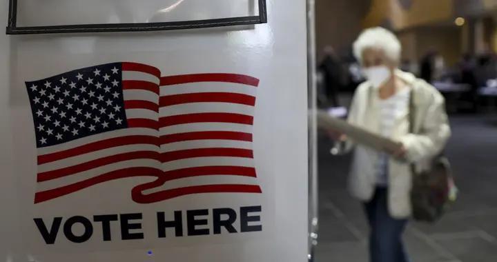 为防大选投票日发生暴乱,美国各地加强警力戒备