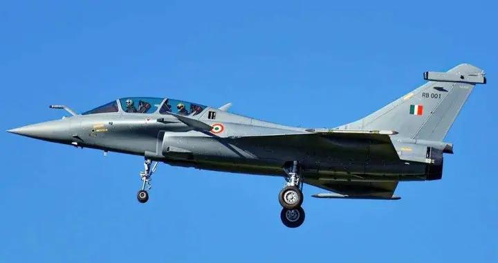 速度不算慢!法国即将交付第二批阵风,印度空军自感优势不可撼动