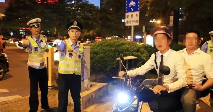 """晋江:""""全警上路管交通""""正式启动"""