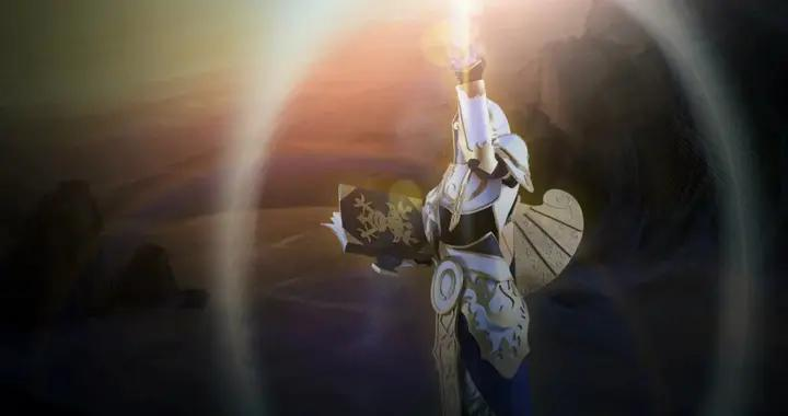 魔兽世界牧师T5cosplay