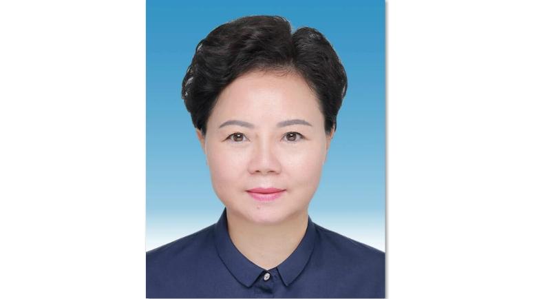 杨娟当选四川省妇联主席图片