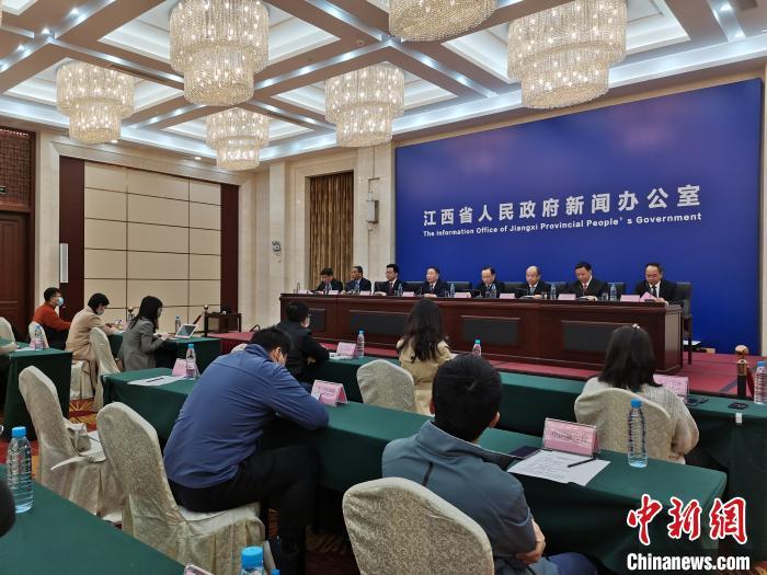 支持革命老区发展 江西多举措建设赣州、吉安普惠金融改革试验区