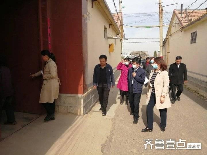 滨州市医保局到庞家镇遍访核查医保扶贫政策落实情况