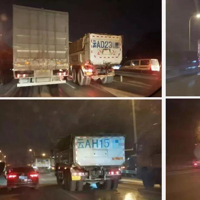 云南首次!昆玉高速入城段将启动治超非现场执法系统